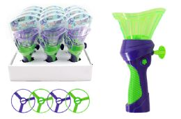 24 Units of Toy Disc Launcher - Summer Toys