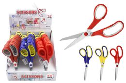 36 Units of Cushion Grip Scissors - Scissors