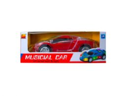 12 Units of Musical Light Up Sports Car - Store