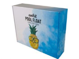 9 Units of 48 Pineapple Pool Float - Store