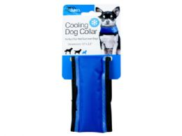 36 Units of Small Cooling Dog Collar - Pet Collars and Leashes