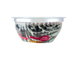 144 Units of 24 Count Betty Crocker Standard Size Animal Print Baking Cup - Baking Supplies