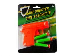 72 Units of Dart Shooter With 3 Darts - Darts & Archery Sets