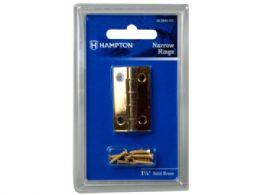75 Units of Narrow Hinge - Hooks