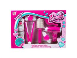12 Units of Assorted Beauty Accessory Play Set - Toy Sets