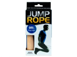 18 Units of Wood Handle Jump Rope - Fitness and Athletics