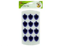 72 Units of Grape Mold Ice Cube Tray - Freezer Items