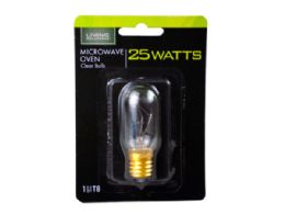 144 Units of Living Solutions 25 Watt Appliance Bulb - Lightbulbs