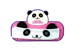 72 Units of Kids Panda Headband - Headbands
