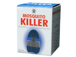 12 Units of Egg-Shaped USB Mosquito Killer - Bug Repellants