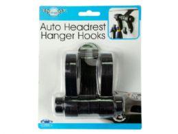 72 Units of Auto Headrest Hanging Hooks - Hooks