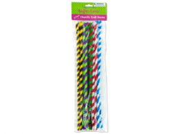 72 Units of Chenille Craft Stems - Arts & Crafts