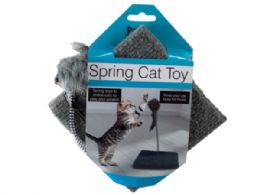 36 Units of Spring Cat Toy - Pet Toys
