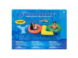 6 Units of Yolo Jumbo Sized Pool Float - Summer Toys