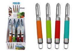 40 Units of Peeler With Silicone Grip - Kitchen Gadgets & Tools