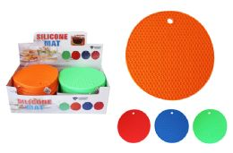 36 Units of Silicone Hot Pad - Oven Mits & Pot Holders