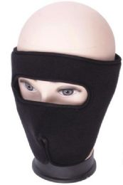 120 Units of Unisex Black Winter Ski Mask - Unisex Ski Masks