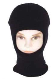 72 Units of Unisex Black Ski Mask - Winter Gloves