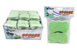 72 Units of Sponges - Scouring Pads & Sponges