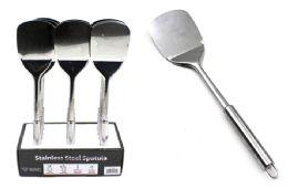 48 Units of Stainless Steel Spatula - Kitchen Utensils