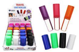 48 Units of Travel Lint Roller - Laundry Baskets & Hampers