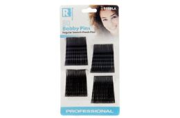 48 Units of Bobby Pins Eighty Count - Hair Products