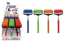 48 Units of Extendable Rolling Massager - Back Scratchers and Massagers