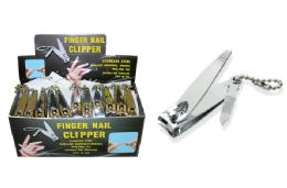 72 Units of Finger Nail Clipper - Manicure and Pedicure Items