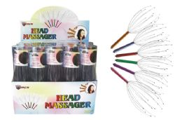 30 Units of Hand Held Fhead Massager - Back Scratchers and Massagers