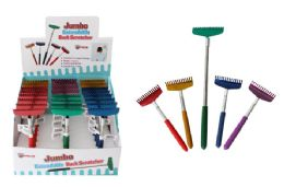 24 Units of Jumbo Extendable Back Scratcher - Back Scratchers and Massagers