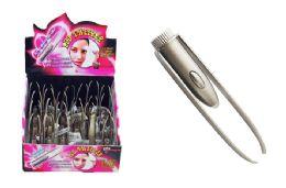24 Units of LED Multi Purpose Tweezers - Cosmetics