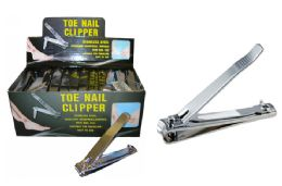 60 Units of Toe Nail Clipper - Manicure and Pedicure Items
