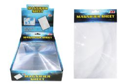36 Units of Magnifier Sheet - Magnifying  Glasses