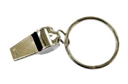 48 Units of Whistle Keychain - Key Chains
