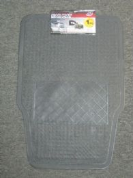 48 Units of 1 Pc Plastic Front Car Mat - Auto Sunshades and Mats