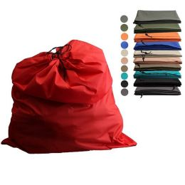 144 Units of Jumbo Drawstring Laundry Bag - Lunch Bags & Accessories