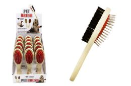 48 Units of PET BRUSH - Pet Grooming Supplies