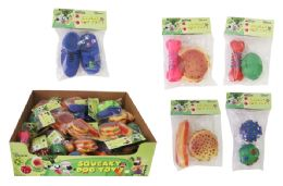 36 Units of Squeaky Dog Toys - Pet Toys
