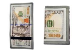 48 Units of 100 Bill Nylon Wallet - Wallets & Handbags
