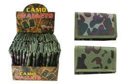 36 Units of Camo Wallet - Wallets & Handbags
