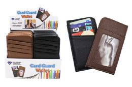 40 Units of Leather Card Wallet - Wallets & Handbags