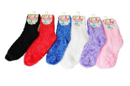 48 Units of Feather Socks - Womens Ankle Sock