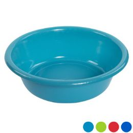48 Units of Basin 16.5 X 5 Round 4 Colors - Buckets & Basins