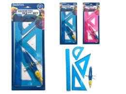 144 Units of 5pc Geometry Ruler - Rulers