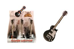 48 Units of Guitar Lighter - Lighters