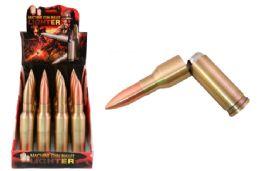 36 Units of Large Machine Gun Bullet Lighter - Lighters