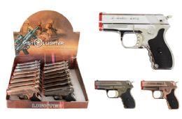 32 Units of Pistol Lighter With Laser - Lighters