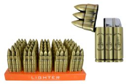 25 Units of Triple Bullet Torch Lighter - Lighters