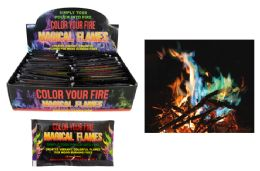 50 Units of Magical Flame Packets - Lighters