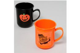 48 Units of Halloween Mug - Halloween & Thanksgiving